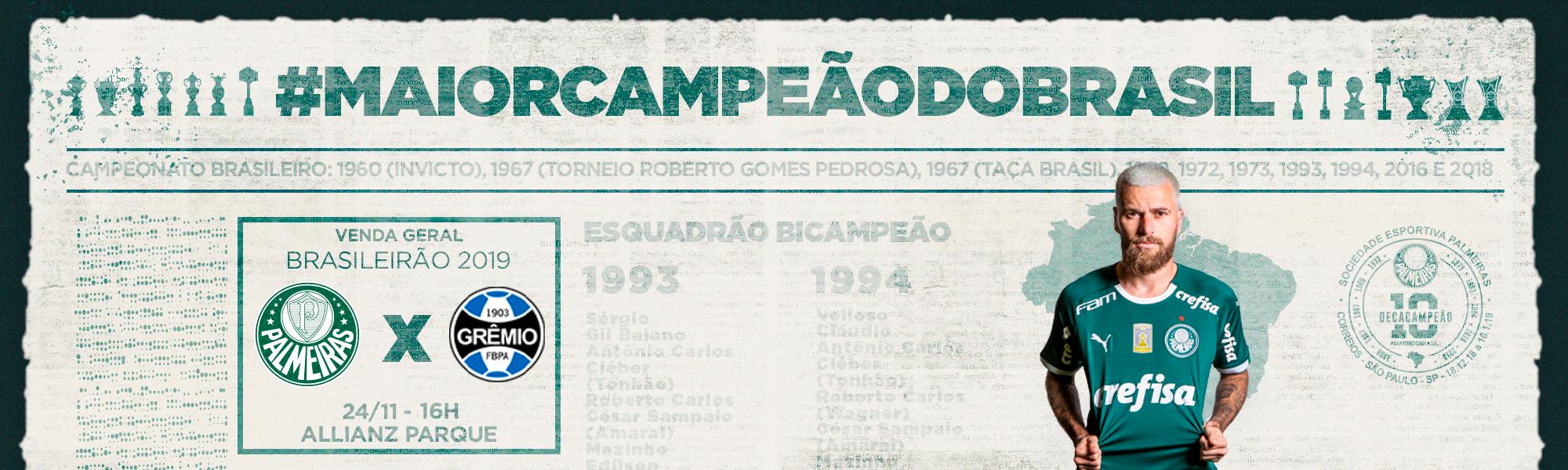 Palmeiras x Gremio Libertadores