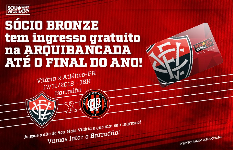 Banner Atletico PR